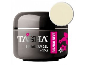 Tasha UV gel Bianco Neve 15g Black Line