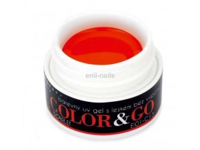 Color & go UV gel -Scarlet 5ml