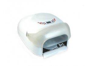 UV lampa na nehty 36W se senzorem, bílá