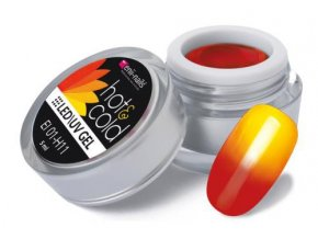 Hot & cold LED/UV gel 5ml č.11