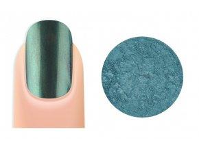 CHROME pigment 3g - smaragrově zelený