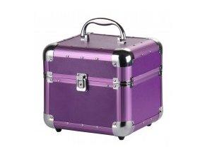 Malý kufřík, fialový