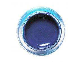 Akrylová barva – tyrkysově modrá