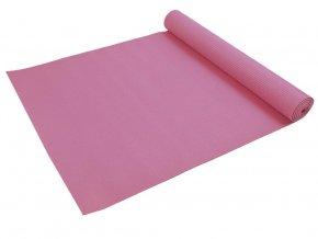 YOGA MAT - Růžová podložka na jógu
