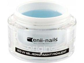 ECO UV gel jednofázový originál průhledný 40ml