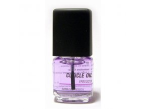 Cuticle oil - Freescia - na nehtovou kůžičku, 12ml