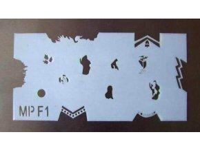 Šablony na nehty MPF1_a