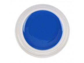 Barevný UV gel NEON - modrý, 5ml