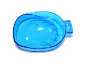 Manikurní miska, modrá