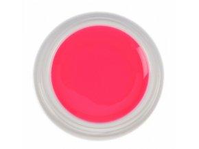 Barevný UV gel NEON - růžový 5ml