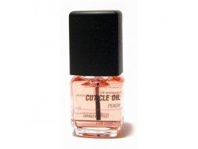 Cuticle oil - broskev - na nehtovou kůžičku, 12ml