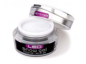 LED SNOW GEL 10ml