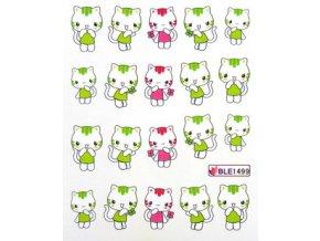Vodolepky Hello Kitty 1499