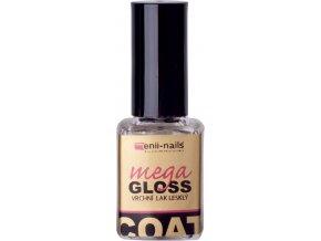 Mega Gloss - vrchní lak s vysokým leskem