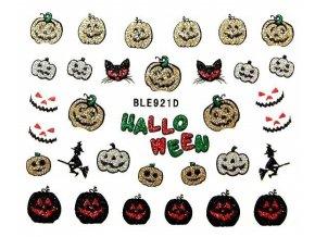 Halloween nálepky 921