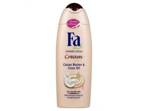 Fa sprchový gel Cream and Oil Cacao Butter 250ml