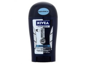 NIVEA anti-perspirant for men INVISIBLE 40ml