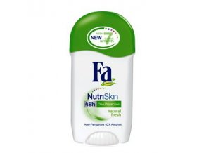 Fa NutriSkin tuhý anti-perspirant Natural Fresh stick 50ml