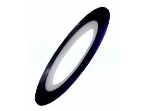 Samolepicí zdobící páska, modrá