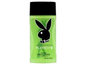 Playboy Hollywood Sexy sprchový gel a šampon 250ml