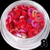 Flitry - červené kolečka