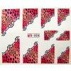 Vodolepky na francii, růžový gepard