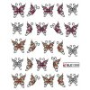 Vodolepky na nehty motýl 1390