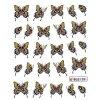 Vodolepky na nehty motýl 1391