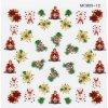 Vánoční nálepky MC12