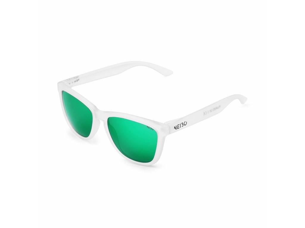 NEIBO ORIGIN - matte transparent/green