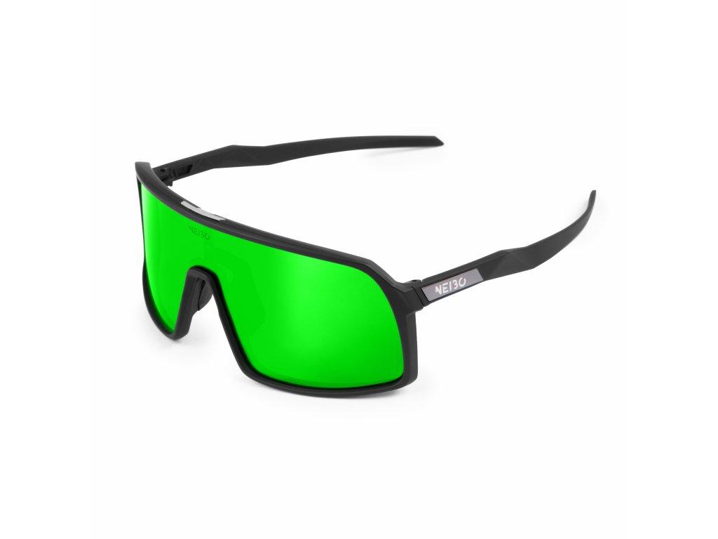 NEIBO FALCON - matte black/green