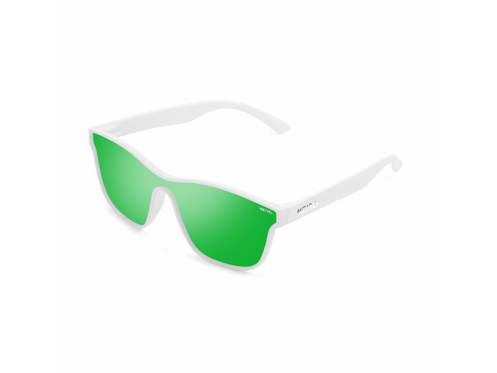 NEIBO EMPIRE - matte white/green