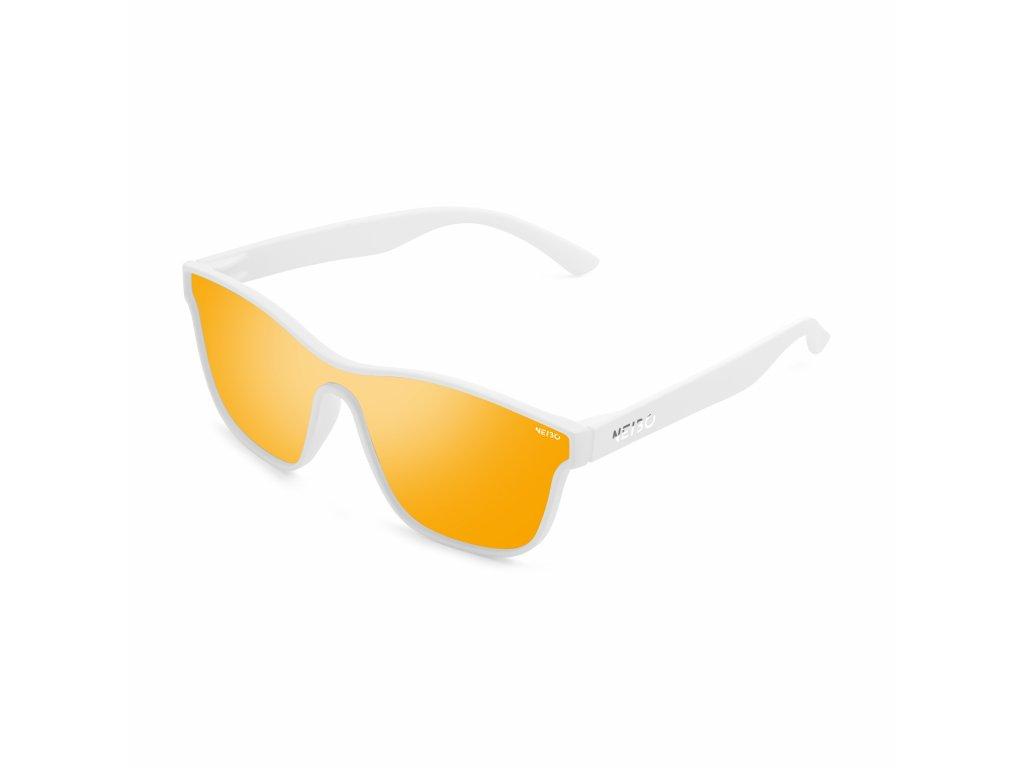 NEIBO EMPIRE - matte white/orange