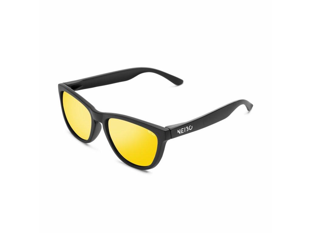 NEIBO ORIGIN - matte black/yellow
