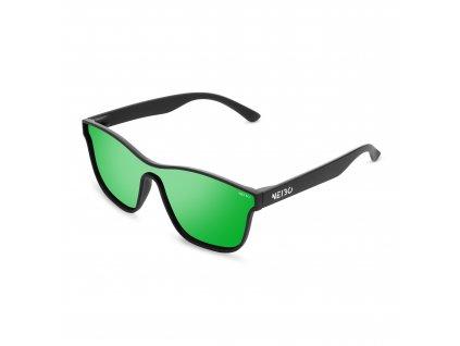 NEIBO EMPIRE - matte black/green