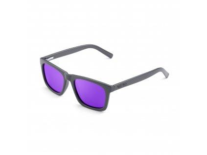 NEIBO EQUALIZER - glossy grey/purple