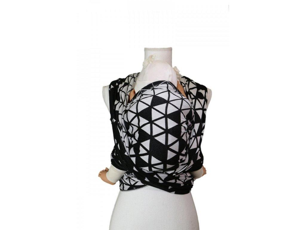 947 6 triangel black and white 01