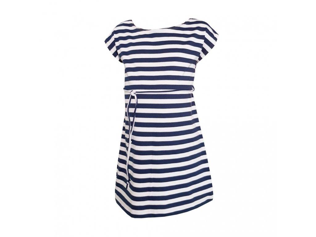 Dámské šaty NAVY námořník