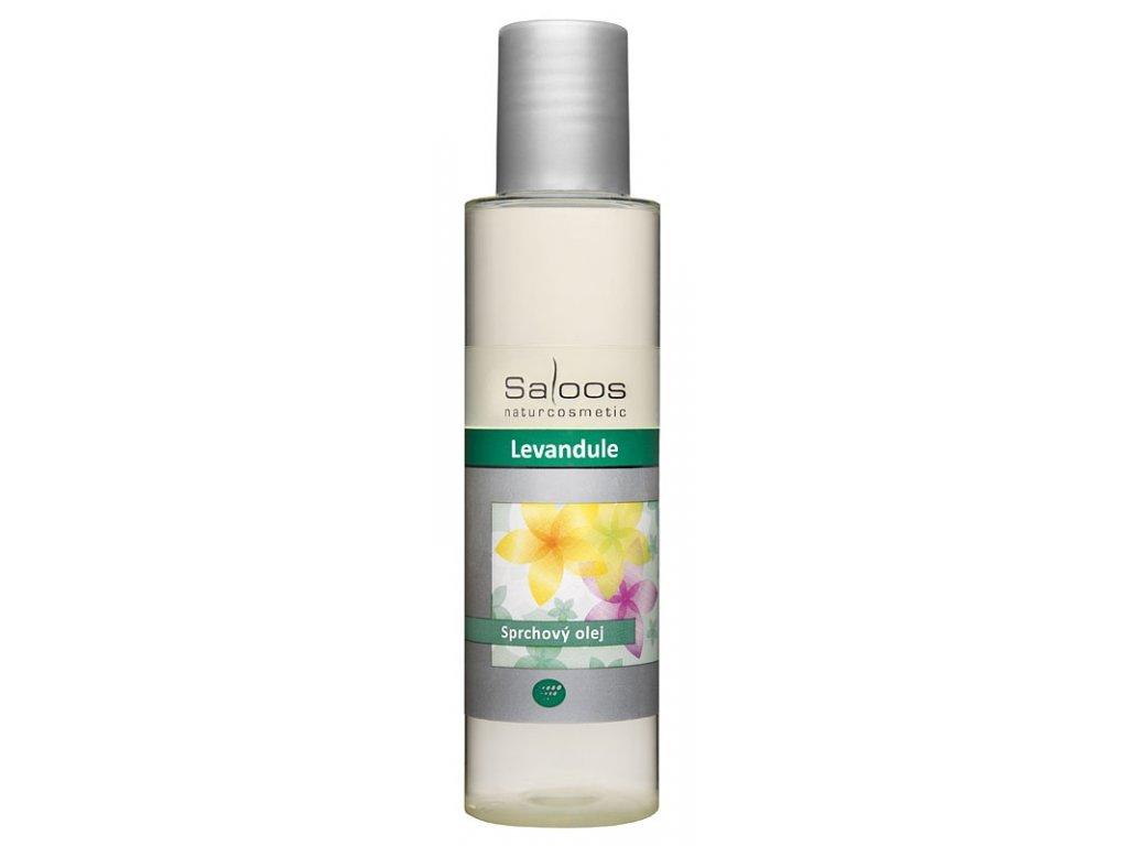 Sprchový olej Levandule