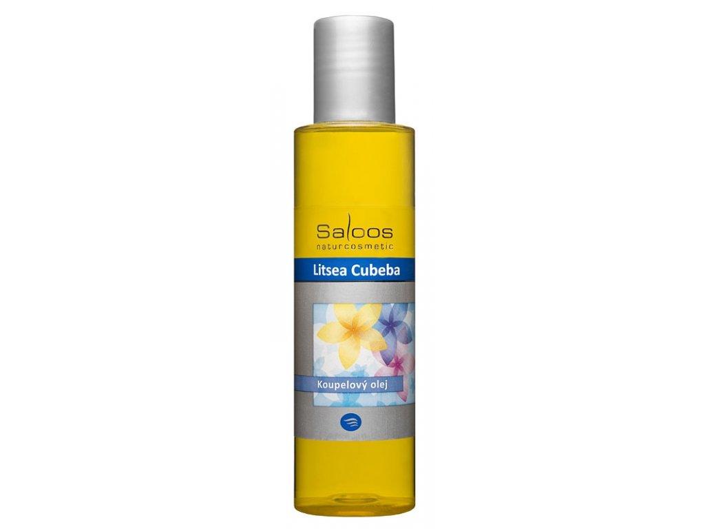 Koupelový olej Litsea Cubeba