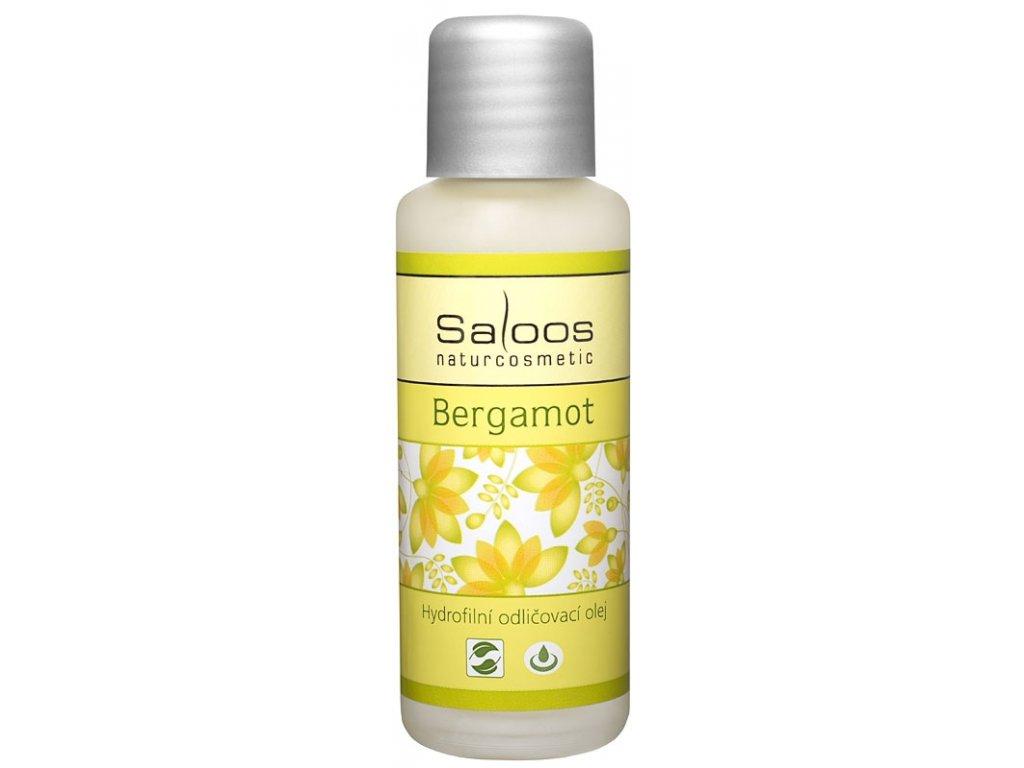 Hydrofilní odličovací olej Bergamot