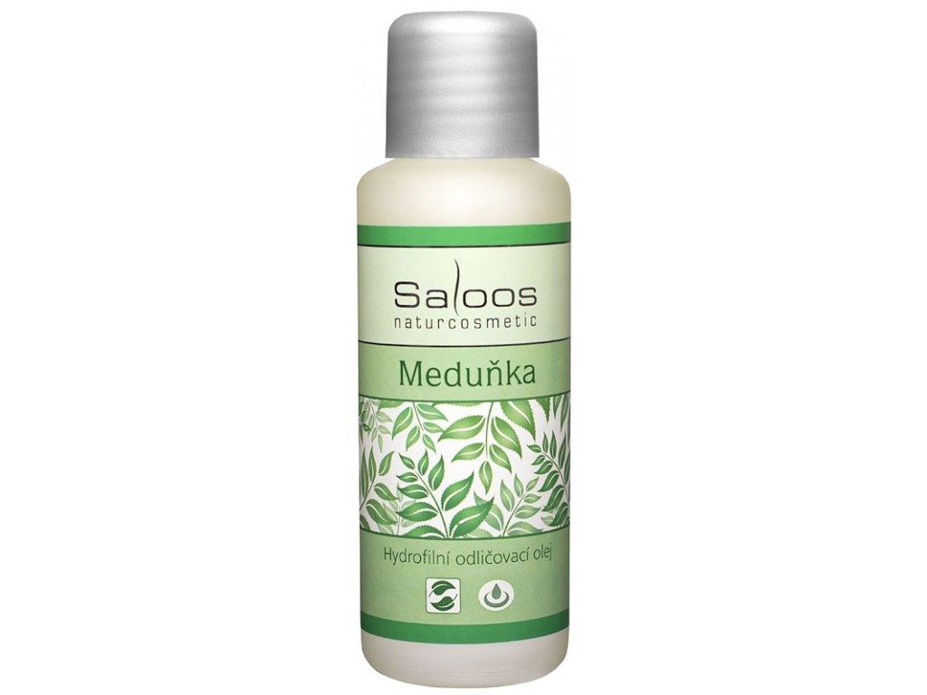 Hydrofilní odličovací olej Meduňka
