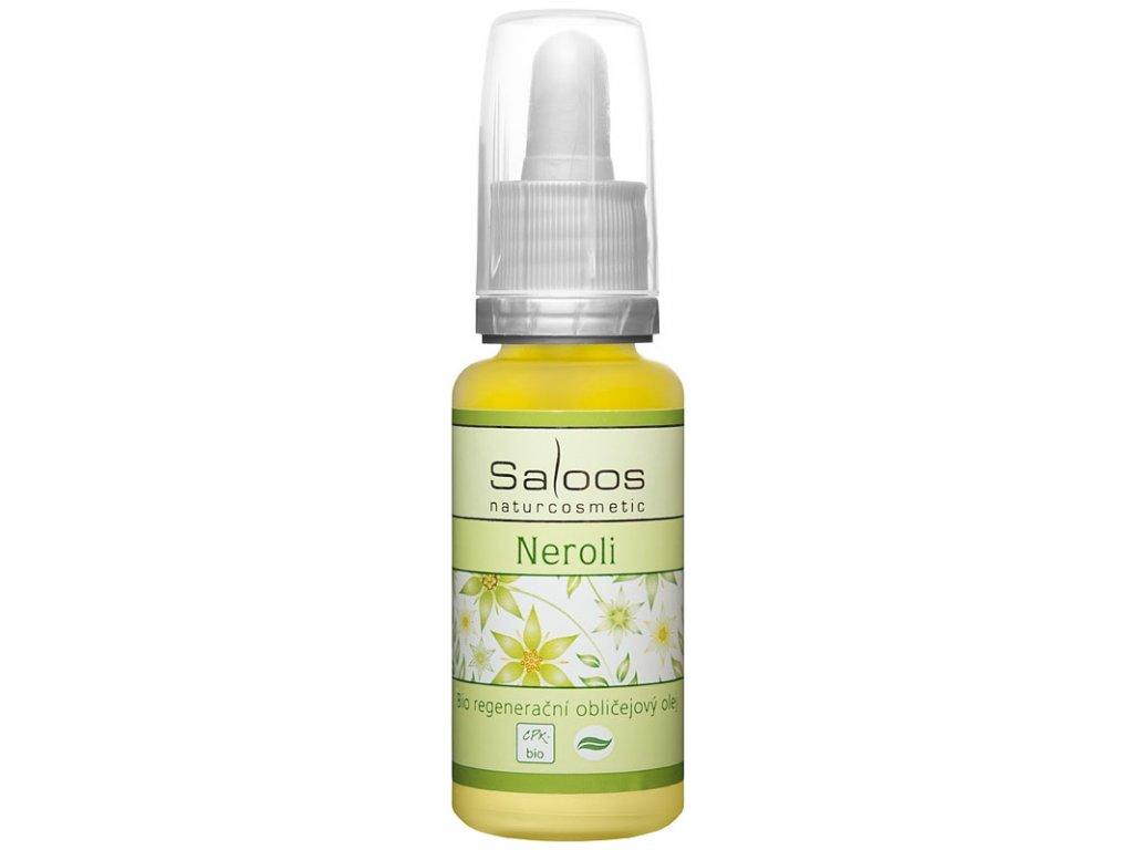 Regenerační obličejový olej Neroli
