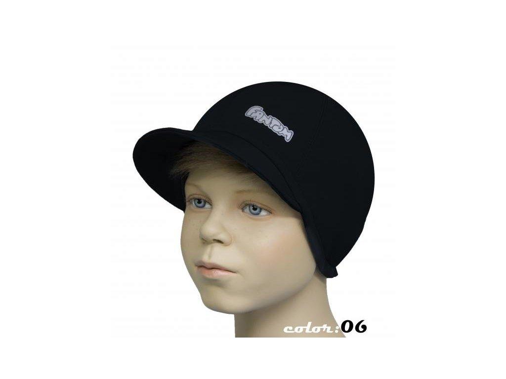 Čepice softshell - Nejen pro děti 251ec27301