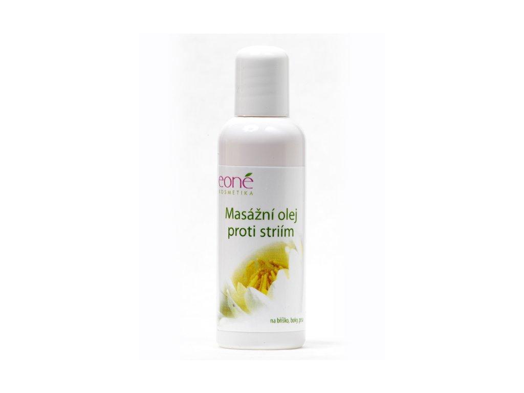 Masážní olej proti striím 100 ml