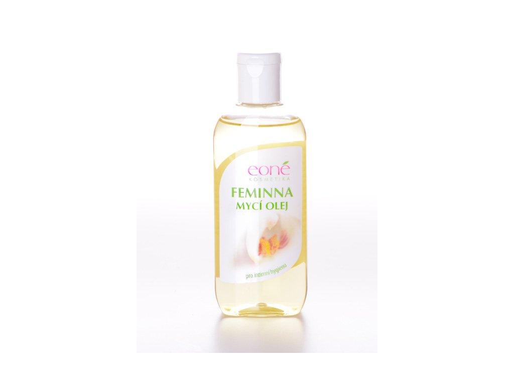 Feminna - mycí olej