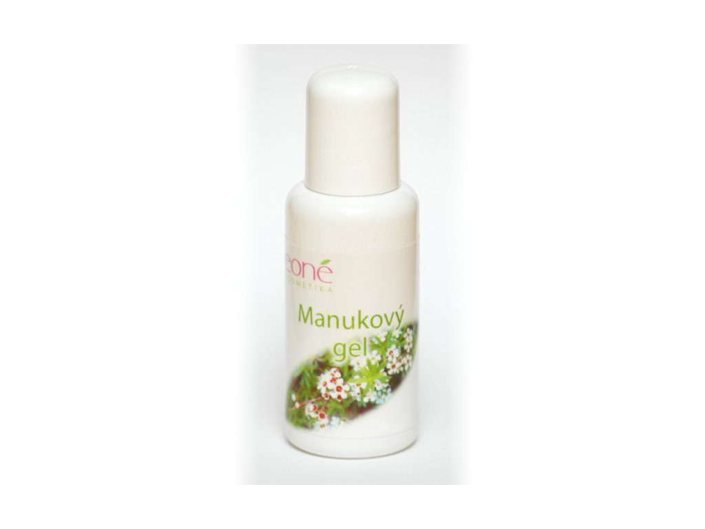 Manukový gel 50 ml