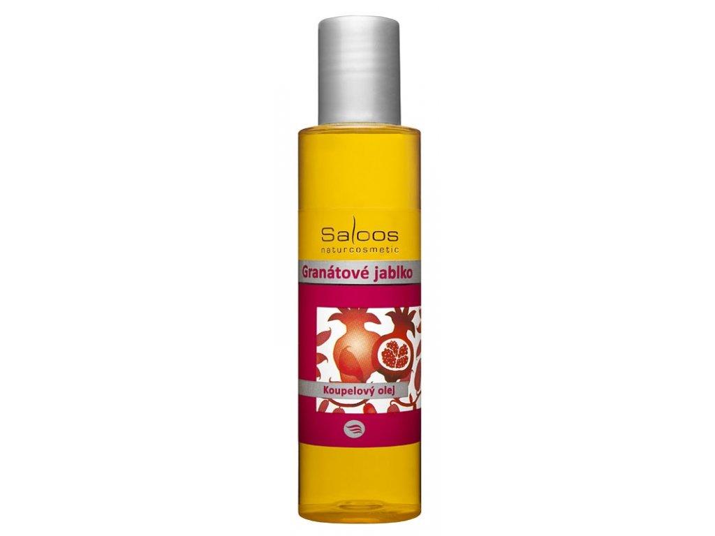 Koupelový olej Granátové jablko