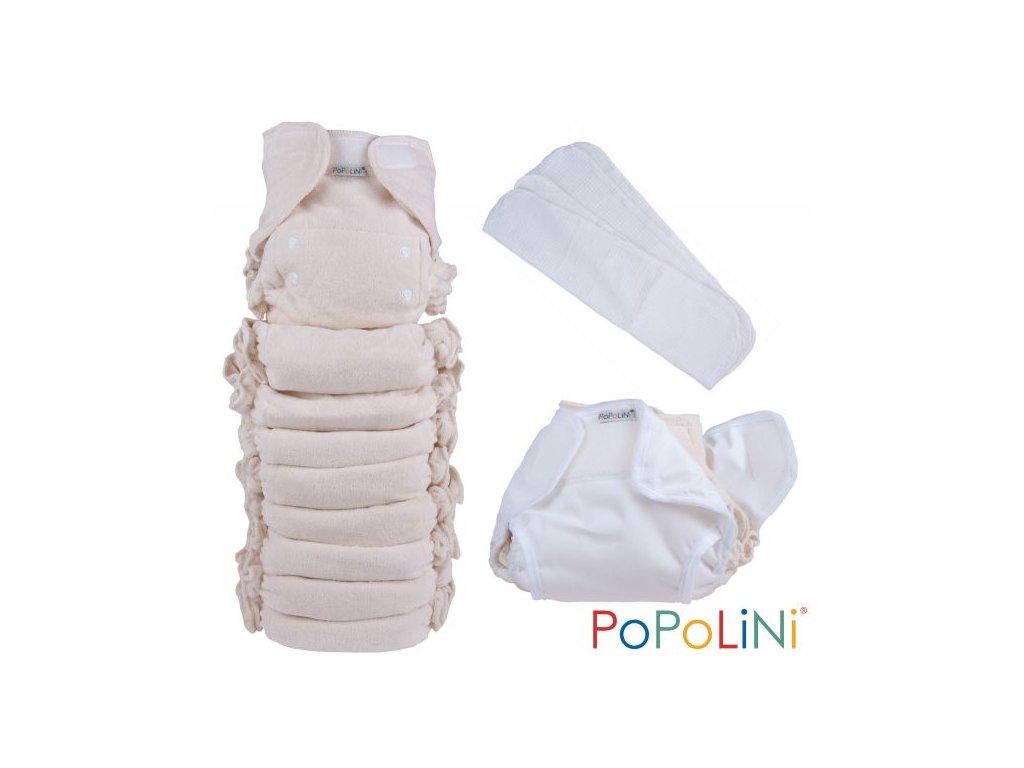 PoPoLiNi - sada 10ks UltraFit Soft (Froťáčky)