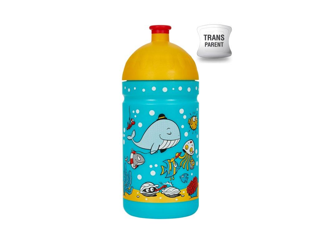 Zdravá lahev dětská 0,5 l